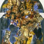 Vitrail 7 Peinture Francoise Baudru
